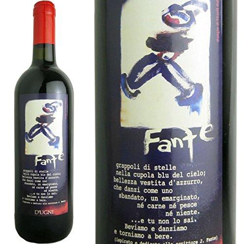 ファンテ モンテプルチャーノ 2009 フェウード・ドゥーニ イタリア 赤ワイン 750ml