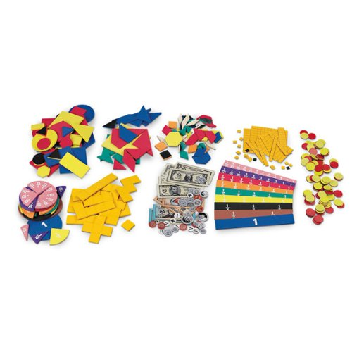 Nasco TB25762 Magnetic Basic Math Skills Classroom Manipulative