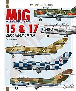 Mig-15, mig-17 (Avions et Pilotes): Amazon.es: Gérard Paloque: Libros en idiomas extranjeros