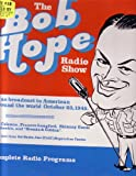 Bob Hope the Bob Hope Radio Show OCT 23 1945 Radiola Records (VINYL)