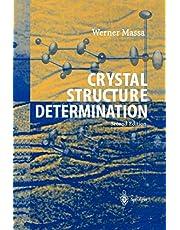 Crystal Structure Determination