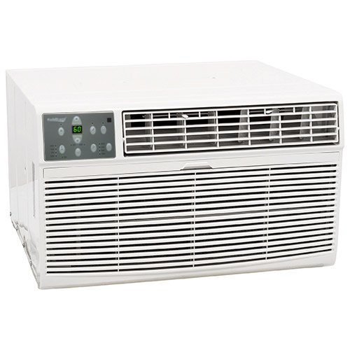 Koldfront 12 000 btu 220v through the wall heat cool air for 12000 btu window air conditioner 220v