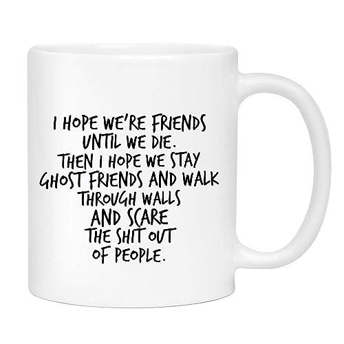 Best Friend Besties Coffee Mug