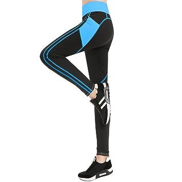 YGXL Sportswear Chándal Elasticidad. Ropa Deportiva - Cabestro Leggings  Fitness Trajes para Yoga 4fd2b6ffad7e