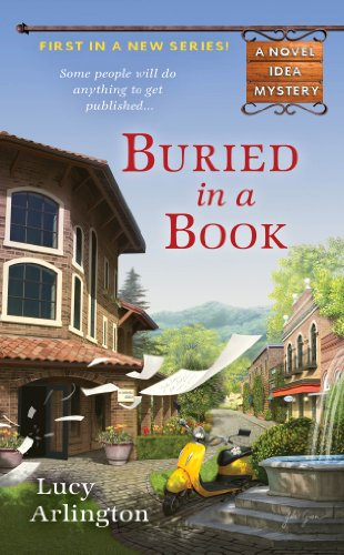 book cover of Buried in a Book