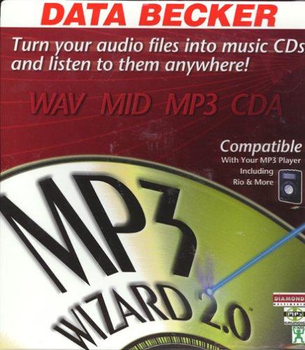 MP3 Wizard 2.0 by Data Becker