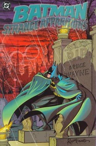 Batman: Strange Apparitions ()
