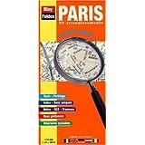 Plan de Paris Lecture Facile