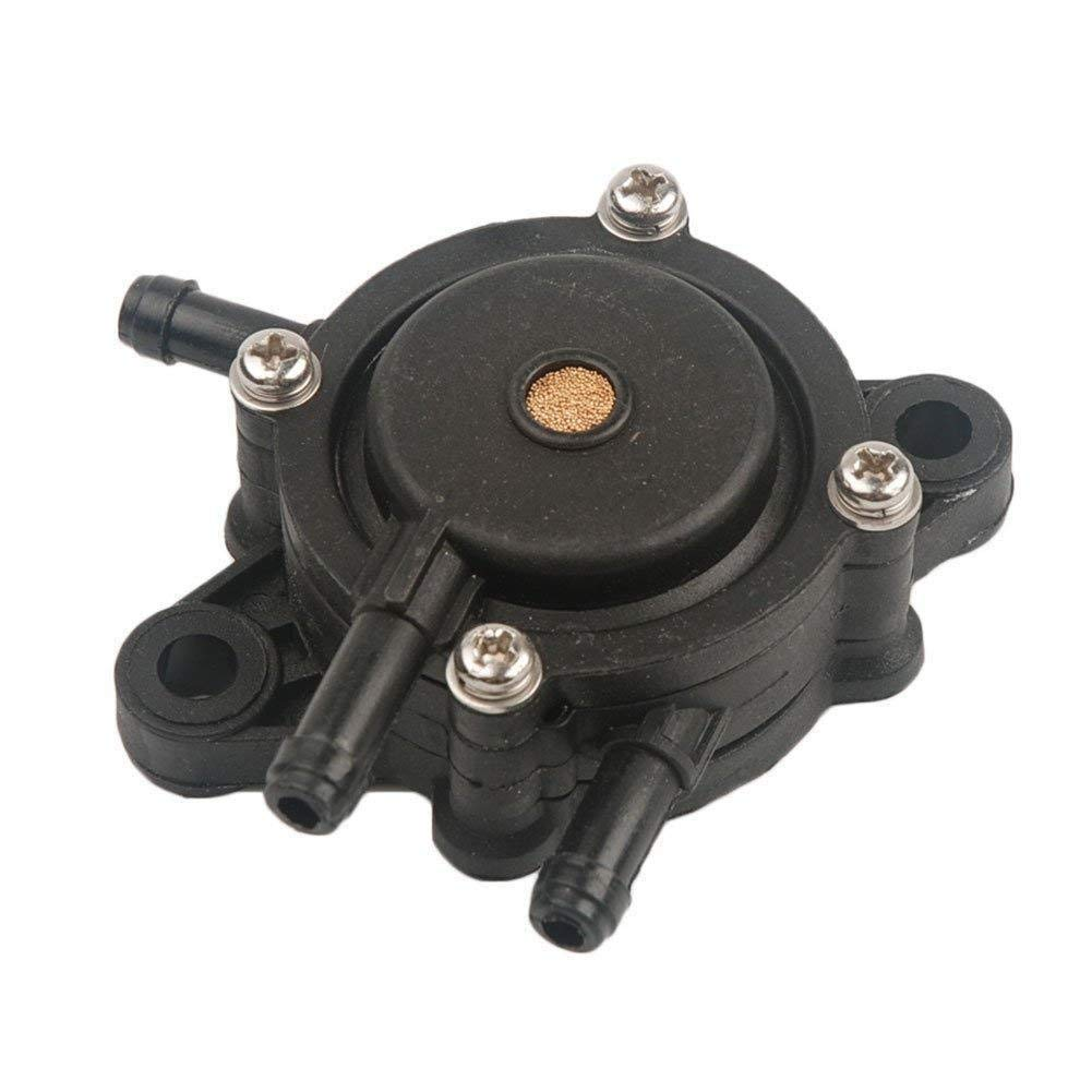 Mower Accessori Filtri Filtro olio Filtro Pompa carburante carburante con morsetto Sostituire per John Deere 108 L105 102 115 105 X120 X145 L107 L108 La125 La115 La105 D110 D105 Lawn Tractor