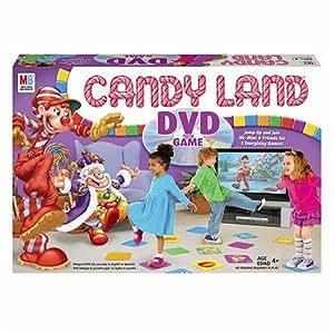 Candy Land DVD Game