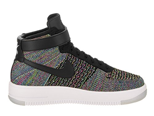 white Black Blast Mid Men's AF1 NIKE Pink Flyknit Basketball Shoe Ultra FAxqv
