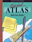 Notebook Atlas and Fact Guide, Vincent Douglas and School Specialty Publishing Staff, 1577684486