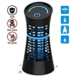 electronic mosquito killer - NuoYo Mosquito Killer, Electronic Bug Zapper Indoor Insect Killer 800V UV Light Mosquito Zapper, Non Toxic & Maintenance Free