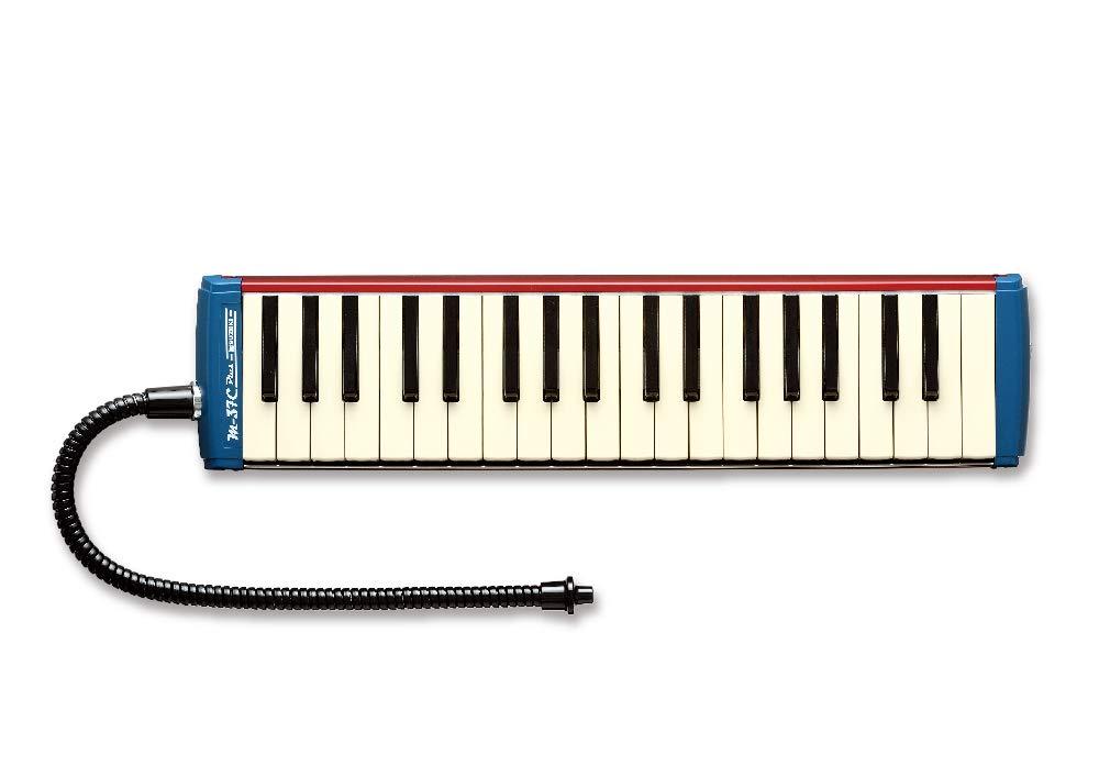 Suzuki keyboard Harmonica Melodeon Alto M-37C plus by Suzuki
