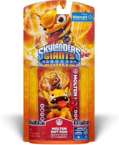 Activision Skylanders Giants Single Character Pack Core Series 2 Molten Hot Dog: Amazon.es: Videojuegos