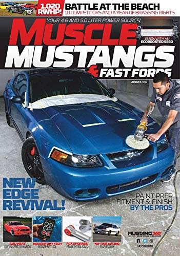(Muscle Mustangs & Fast Fords)