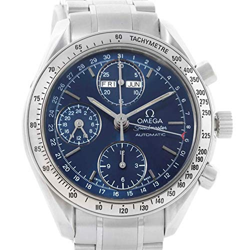 Omega Speedmaster Automatic-self-Wind Male Watch 3521.80 (Certified ()