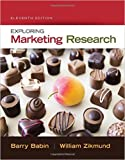 img - for Exploring Marketing Research (Text Only) book / textbook / text book