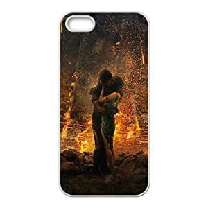 Pompeii Movie iPhone 5 5s Cell Phone Case White DIY present pjz003_6344202