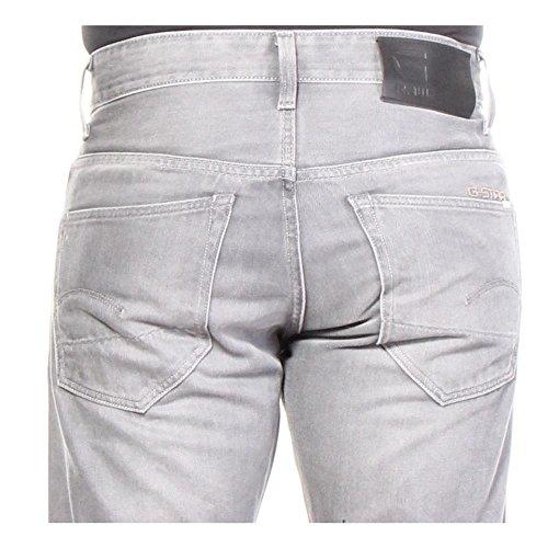 51797b59 G-Star Raw Men's 3301 Tapered Fit Jean In Dust Denim, Light - Import It All