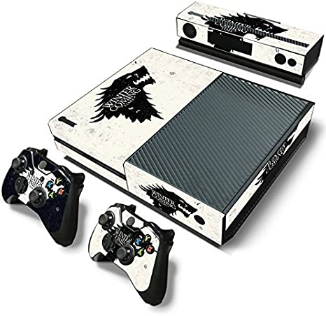 Xbox One Console Skin Decal Sticker Game Of Thrones + 2 Controller ...
