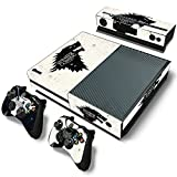 FriendlyTomato Xbox One and Controller Skin Set - GOT - Xbox One Vinyl