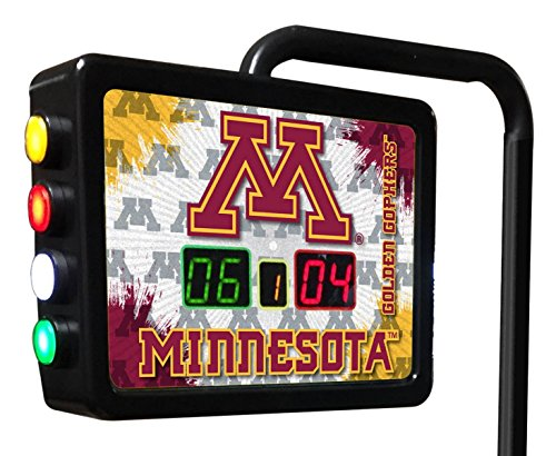 Minnesota Electronic Shuffleboard Scoring Unit - Officially Licensed