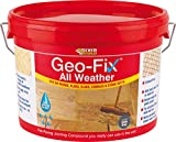 Everbuild Geo-Fix All Weather, 14kg, Grey