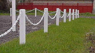 Kostenlose Bild: Seil, Säule, Metall, Schiff, Zaun, Kette