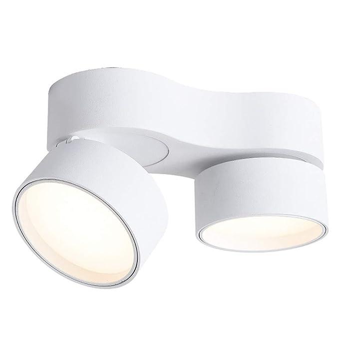 Proyector de techo lámpara única lámpara audaz lámpara de ...