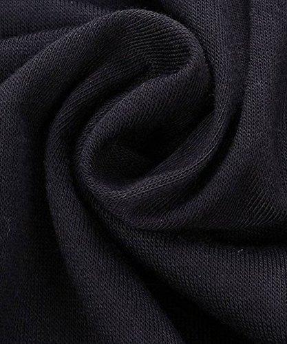 erdbeerloft - Damen Asymmetrisches Top mit Cut Outs, XS-3XL, Grau