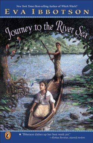 By Eva Ibbotson - Journey to the River Sea (9/13/03) (Eva Ibbotson Journey To The River Sea)