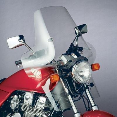 National Cycle N8843 Plexifairing 3 Clear Windshield for Honda Cruisers