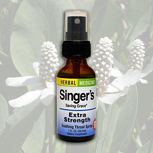 Singers Saving Strength Original Herbs product image
