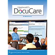 Lippincott's DocuCare Internet Access Code for 6-Month Student Access