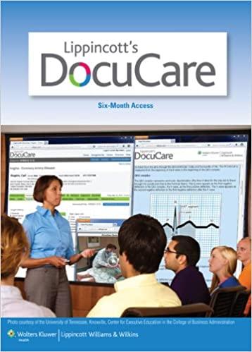 Lippincott's DocuCare Internet Access Code For 6-Month Student Access Mobi Download Book