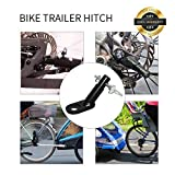 Sikawai Bike Trailer Coupler Bike Trailer Hitch