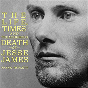 Jesse James Audiobook