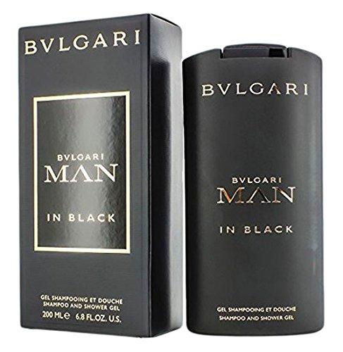 Bvlgari Man In Black Shampoo & Shower Gel - Uk Bvlgari