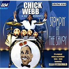 Album Stompin' at the Savoy by Chick Webb
