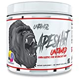 Best Pre Workout Supplements - Ape Sh*t Pre Workout Supplement By Untamed Labs Review