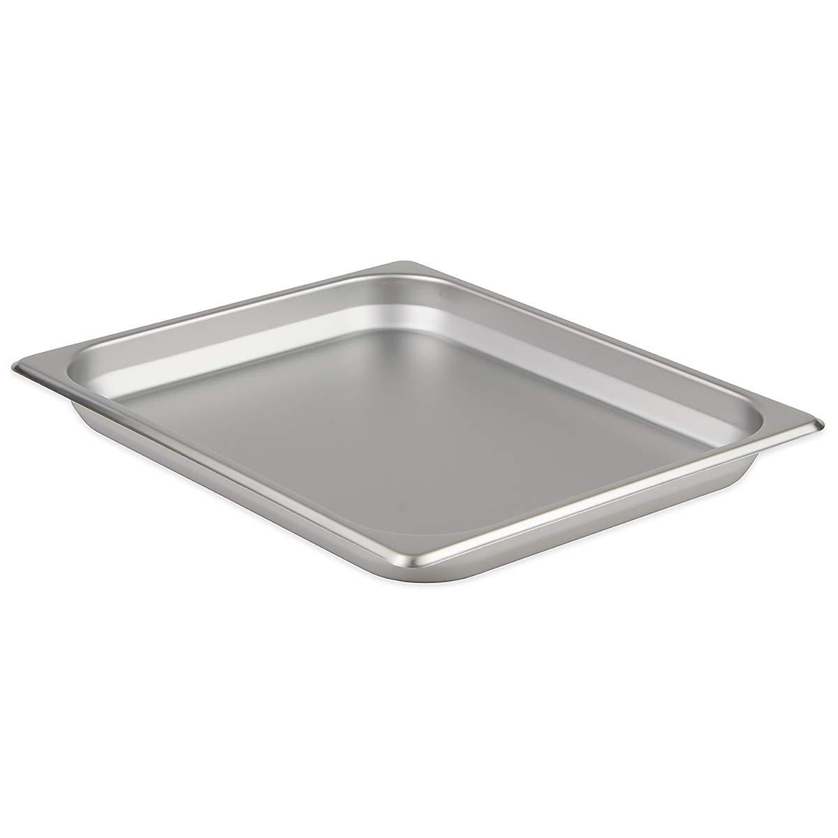 Update International SPH-501 Anti-Jam Steam Table Pan, Half Size, 1 4