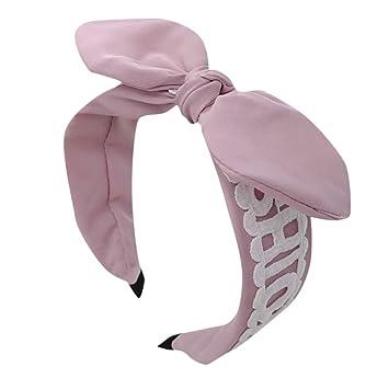 Cocoty-Store Diademas Turbante Mujer Cintas Pelo Elastica ...