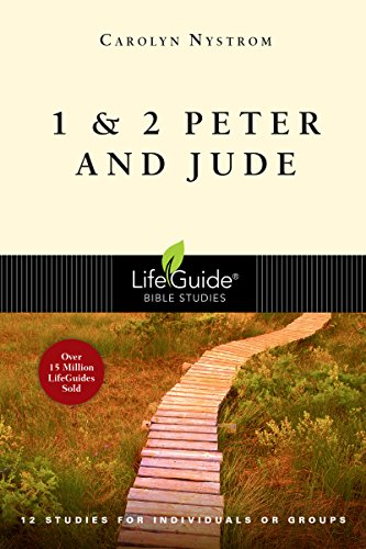 1 and 2 Peter and Jude (Lifeguide Bible Studies)