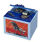 Fashionyourlife Creative Movie Godzilla Piggy Bank Stealing Coin Musical Moving Monster Electronic Money Box Best Gifts for boys …