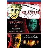 Hellraiser III: Hell on Earth / Hellraiser IV: Bloodline / Hellraiser V: Inferno (Triple Feature)