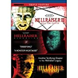 hellraiser 3 - Hellraiser III: Hell on Earth / Hellraiser IV: Bloodline / Hellraiser V: Inferno (Triple Feature)
