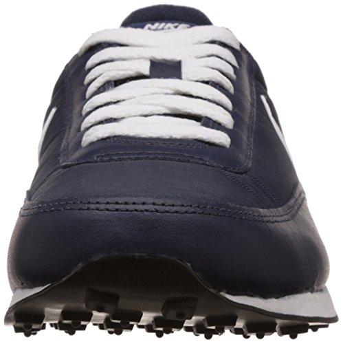 Nike Mens Elite Formatori 654912 Scarpe Da Tennis Di Ossidiana / Bianco-nero