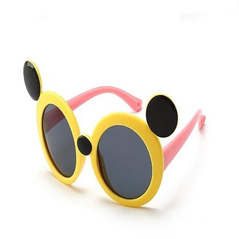 DING-GLASSES Gafas Niños Niños Gafas de Sol polarizadas ...