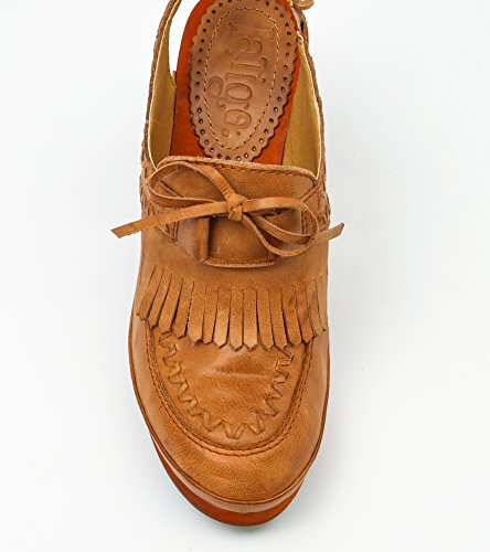 M Latigo 8 Women's Size LA10792 5 CACTUS Cork Heels wnq7RB4
